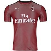 Camisa Pré-Jogo Milan 18/19 Puma - Masculina