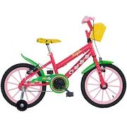 Bicicleta Oxer Magali - Aro 16 - Freio V-Brake - Feminina - Infantil