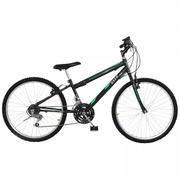 Bicicleta Oxer Hunter - Aro 24 - Freio V-Brake - 18 Marchas - Infantil