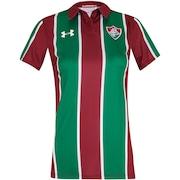 d5dd7248828 Camisa do Fluminense I 2019 Under Armour - Feminina
