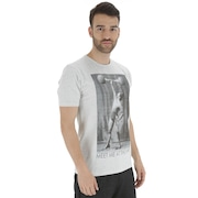 Camiseta Oxer Meet At The Bar - Masculina