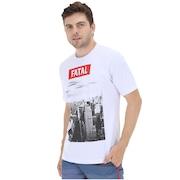 Camiseta Fatal Estampada 20317 - Masculina