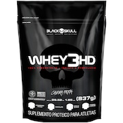 Whey 3HD Black Skull...