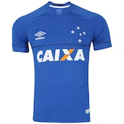 Personalize. Camisa do Cruzeiro I 2018 ... bb12a8bc04905