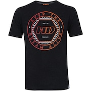 Camiseta HD Black Lodge - Masculina