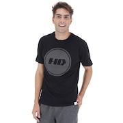 Camiseta HD Basic Color - Masculina