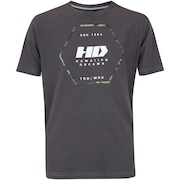 Camiseta HD Outline Army - Masculina