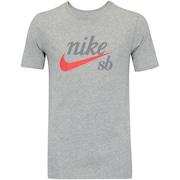 Camiseta Nike Script - Masculina