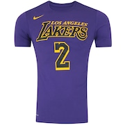 4298328446 Camiseta Nike NBA Los Angeles Lakers Ball 2 - Masculina