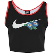 4b238b3f7f Camiseta Regata Cropped Nike Sportswear Tank Hyper Femme - Feminina