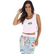 Camiseta Regata Cropped Nike Sportswear Tank Hyper Femme - Feminina