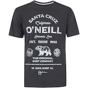 Camiseta O'neill Estampa Muir - Masculina