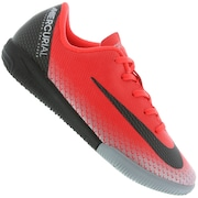 a66992cccf676 Chuteira Futsal Nike Mercurial Vapor 12 Academy CR7 IC - Infantil