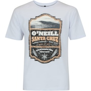 Camiseta O'neill Estampada Scotch Label - Masculina
