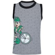 Camiseta Regata Oxer Cebolinha - Infantil