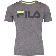 Camiseta Fila DNA Mescla Feminina - Infantil