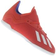 8d2c78b1dd Chuteira Futsal adidas X 18.3 IN - Infantil