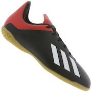 Chuteira Futsal adidas X 18.4 IN - Infantil