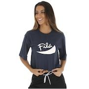 Camiseta Fila Overpass - Feminina