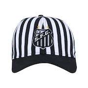 Boné Aba Curva do Santos New Era 940 HP Listras - Snapback - Adulto b95a063066e