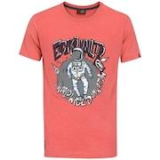 Camiseta Ecko Estampada E231A - Masculina