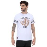 Camiseta Ecko Estampada E235A - Masculina