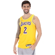 47ed41a168 Camisa Regata Nike NBA Los Angeles Lakers Icon Edition Swingman - Masculina