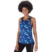 Camiseta Regata Oxer Mesh Victoria - Feminina