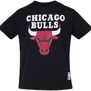 Camiseta NBA Chicago Bulls Big Logo - Infantil