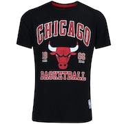 967502d25f68b Camiseta NBA Chicago Bulls College - Infantil