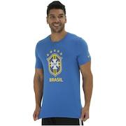 Camiseta da Seleção Brasileira Evergreen Nike - Masculina
