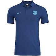 Camisa Polo Barcelona Piquet Nike - Masculina
