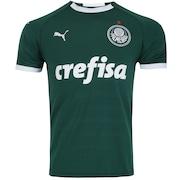 46c2fe7259 Camisa do Palmeiras I 2019 Puma - Masculina