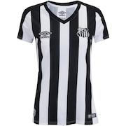 Camisa do Santos II 2019 Umbro - Feminina