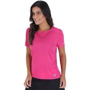 Camiseta adidas Run - Feminina