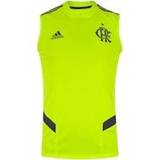 ea102b34ab Camiseta Regata de Treino do Flamengo 2019 adidas - Masculina