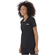 Camiseta adidas D2M Logo - Feminina