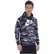 Blusão de Moletom com Capuz Nike Hoodie PO BBGX - Masculino 2e24db8f87584