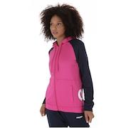 725e0874d5b Agasalho com Capuz adidas WTS Linear Ft Hoodie - Feminino