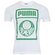 Camiseta do Palmeiras Graphic 2019 Puma - Masculina 0cf639e1088b9