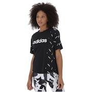 Camiseta adidas AOP - Feminina