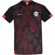 Camiseta do Flamengo Nordic 19 - Infantil