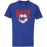 Camiseta Nike Sportswear Tee Soccer Ball - Infantil