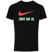 Camiseta Nike Sportswear Tee JDI Swoosh - Infantil