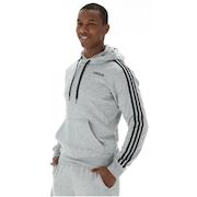 06c898680a6 Blusão de Moletom com Capuz adidas 3S Pullover French - Masculino