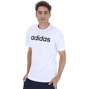 fe8f749c9fc Camiseta adidas Essentials Linear Tee - Masculina