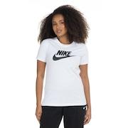 Camiseta Nike Sportswear Essential Icon Futura - Feminina