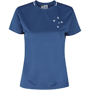 Camiseta do Cruzeiro Trainer - Feminina