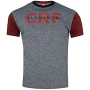 Camiseta do Flamengo Hyped 19 - Masculina