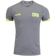 Camisa de Treino do Vasco da Gama 2019 Diadora - Masculina